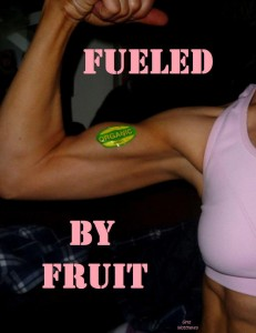 fueled by fruit
