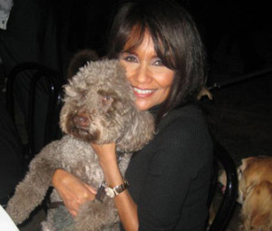 karyn with dog2