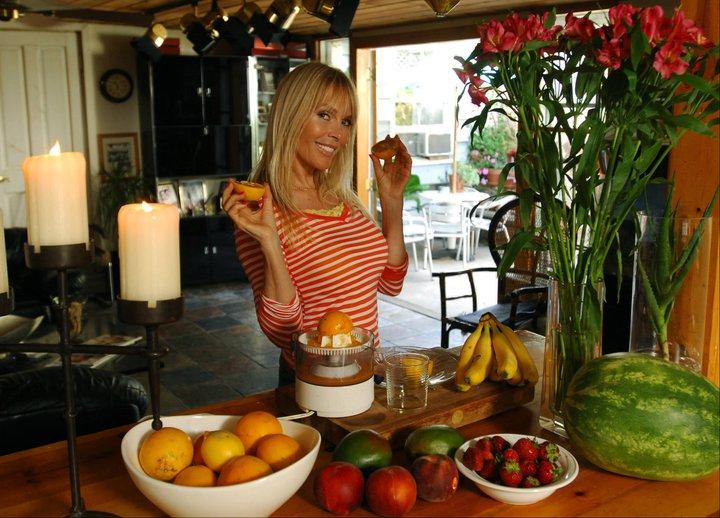 Lillian Muller Peta's Sexiest Vegetarian Over 50 winner