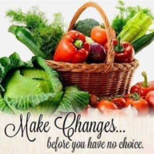make changes before you have no choice