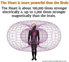 the heart is more stronger than the brain