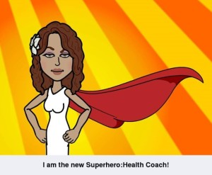 superhero health coach