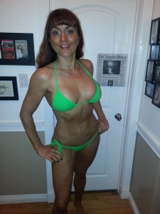 Irina April 17 2014 Green Front