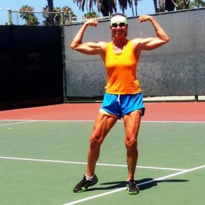 suzanna mcgee double bicep