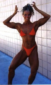 suzanna mcgee orange pose
