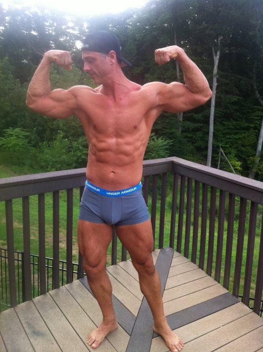 Mark Martell Raw Vegan Bodybuilder | The Fruit Doctor
