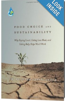 food choice and sustainability
