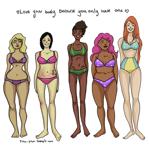 body shaming photo